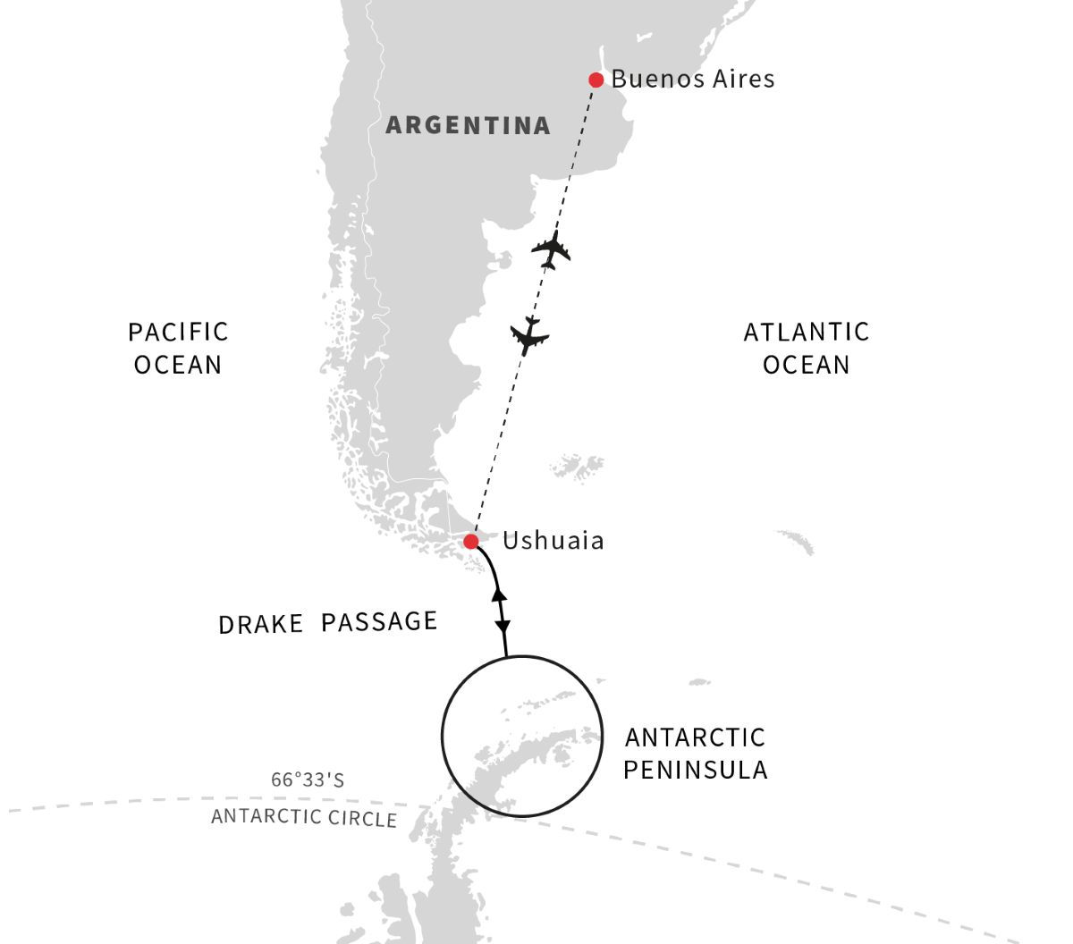 Antarctica – Highlights of the Frozen Continent