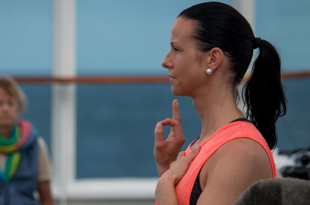 Cruise to cleanse your mind, body and spirit.