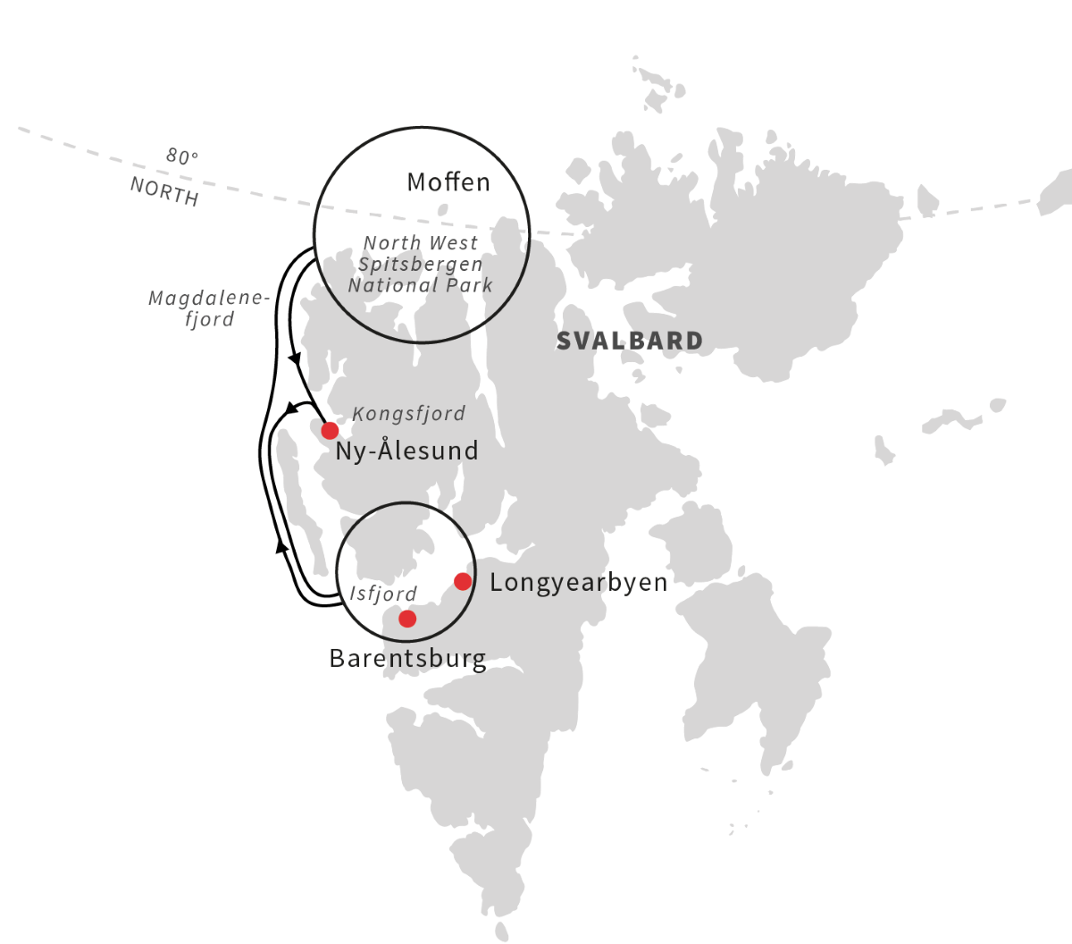 Svalbard - In the Realm of the Polar Bear