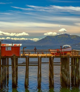 Icy Strait Point, Hoonah, Alaska