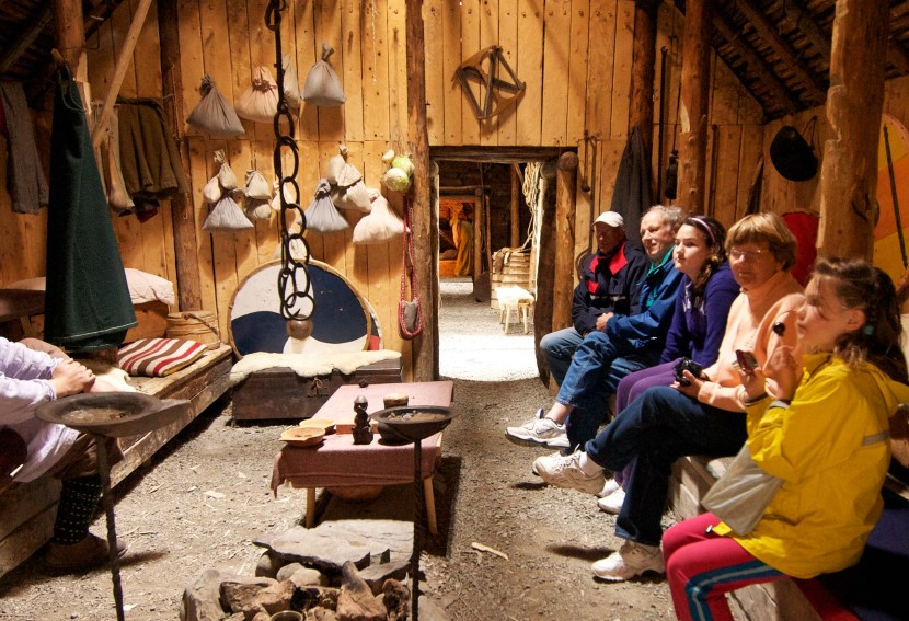 Visit the historic sites in L'Anse aux Meadows