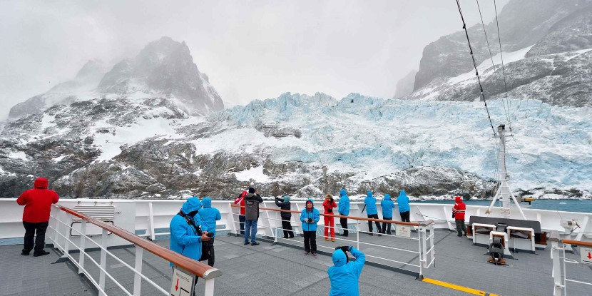 Antarctica is probably where you will use most of your memory card.